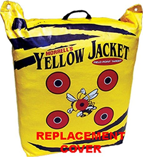 Morrell Yellow Jacket Stinger Field Point Bag Archery Target Replacement Cover (Cover ONLY) ()