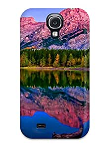 For Galaxy Case, High Quality K Landscape For Galaxy S4 Cover Cases