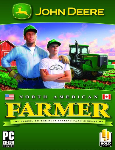 Amazon Com John Deere North American Farmer Pc Video Games