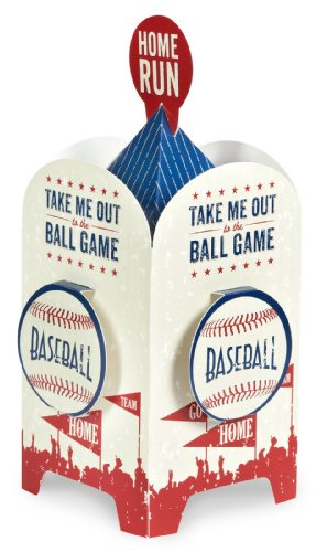 Baseball Time Party Supplies - (Dodgers Party Decorations)