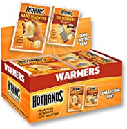 HotHands Hand & Toe Warmers - Long Lasting Safe Natural Odorless Air Activated Warmers - 24 Pair of Hand W