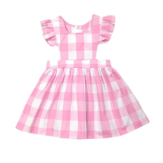 3dc2b74119 Amazon.com  Sagton®®® Baby Girls Dress