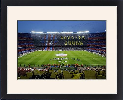 Framed Print Of Football-Spain-Liga-Barcelona-Realmadrid by Fine Art Storehouse