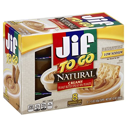 natural peanut butter smuckers - 9