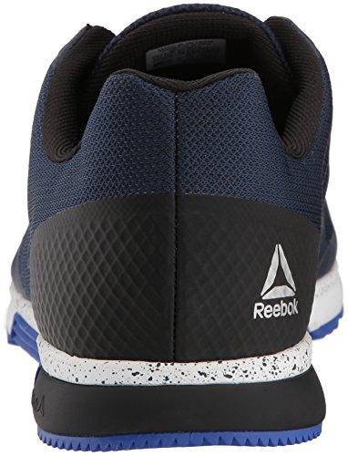 Reebok Mænd Speed Tr 2.0 Sneaker Coll. Reebok Mænds Hastighed Tr 2.0 Sneaker Coll. Flåde/acid Blue/Sort/Hvid Marineblå / Syre Blå / Sort / Hvid TpTd9lm