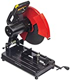 General International General Intl BT8005 14'' 5A Metal Cut Off Chop Saw, Red, Black & Gray