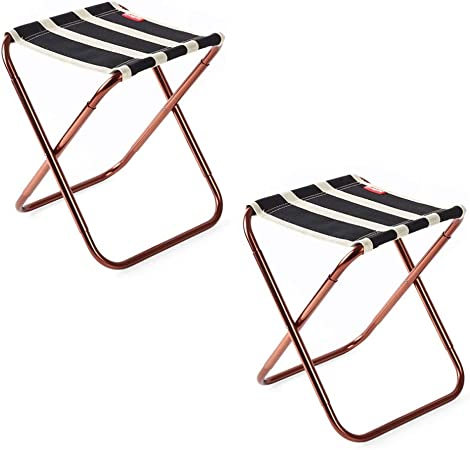 Pliant Ultralight Portable Mini Chaise Tabouret De Camp