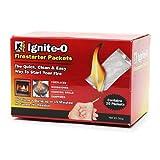 Ignite-o Quck Firestarter Packets 20 Ea (Pack of 3)