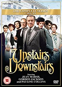 Upstairs Downstairs - The Complete Series [DVD] [1971] [Reino Unido]