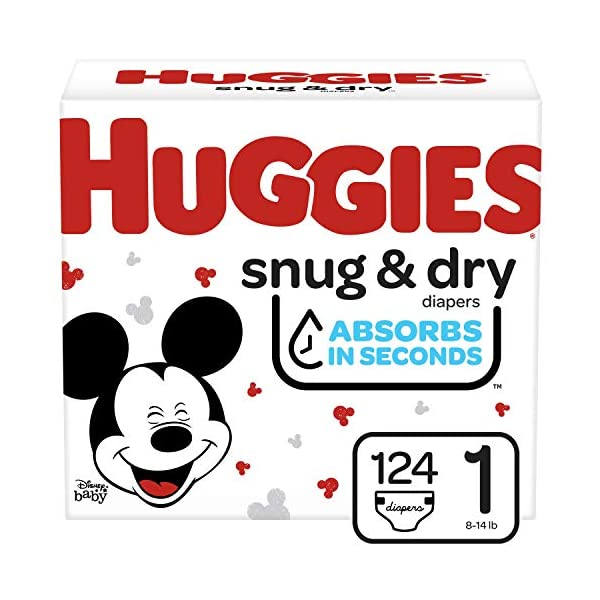 Baby Huggies Snug & Dry Diapers