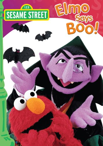 Sesame Street: Elmo Says Boo! (Funny Halloween Movie)