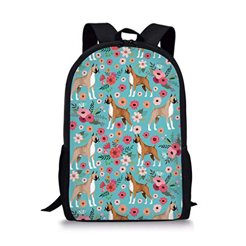 Bull School Pit Bags YQ763CK Printing Dog Yq763c Set 2Pcs Students EOwqI7xXna