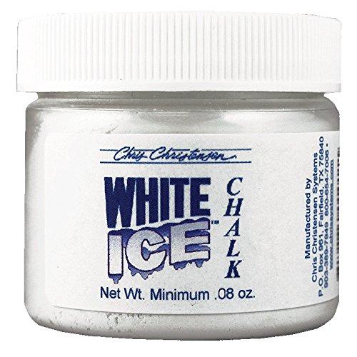 Chris Christensen White Ice Chalk .08oz