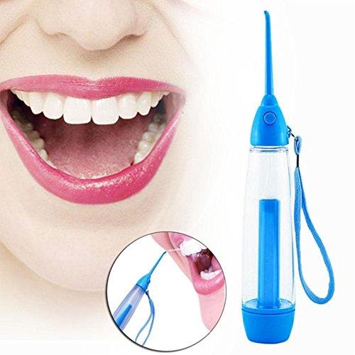 Genkent Oral Irrigator Dental Care Water Jet Portable Dental SPA Teeth Clean ()