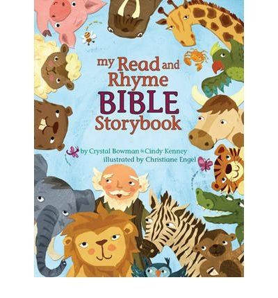 [(My Read and Rhyme Bible Storybook )] [Author: Cindy Kenney] [Aug-2009]