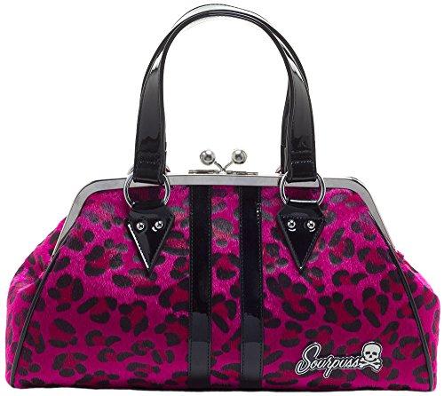 Sourpuss-Temptress-Pink-Leopard-Purse