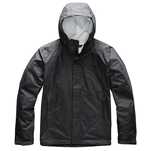 The North Face Men's Venture 2 Jacket, TNF Dark Grey Heather, XXX-Large (Venture Face North)