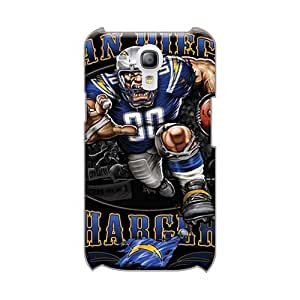 Anti-Scratch Hard Phone Covers For Samsung Galaxy S3 Mini With Support Your Personal Customized Nice San Diego Chargers Pattern MarcClements