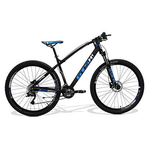 Bicicleta GTS Aro 29 Freio a Disco Hidráulico Câmbio 27 Marchas e Amortecedor + Velocímetro de Brinde | GTS M1 I-Vtec Absolute