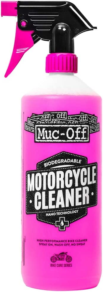 Muc-Off Nano-Tech Motorcycle Cleaner