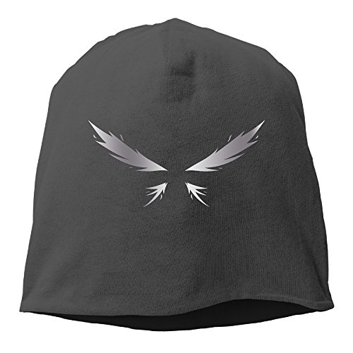gunslinger-plan-warlock-log-platinum-style-beanies-cap-black