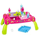 Mega Bloks Lil' Princess Play 'N Go Fairy Table