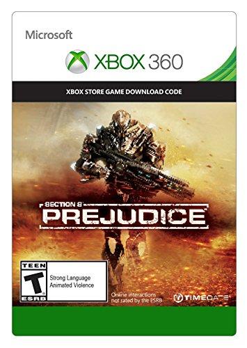 Section 8: Prejudice - Xbox 360 Digital Code by Microsoft