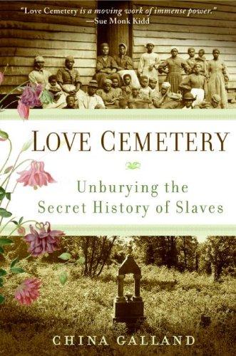 Download Love Cemetery: Unburying the Secret History of Slaves pdf