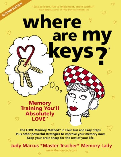 Where Are My Keys?: Memory Training You'll Absolutely Love