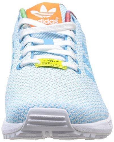 Adidas Zx Flux Weave - Zapatillas Light Aqua / Running White Ftw / Black