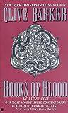 Books of Blood, Clive Barker, 0425083896