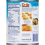 Dole Pineapple Tidbits in 100% Juice, 20 Ounce