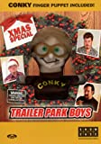 Trailer Park Boys - Xmas Special (Boxset) w/Conky Finger Puppet (OUT OF PRINT) - Collectors Edition