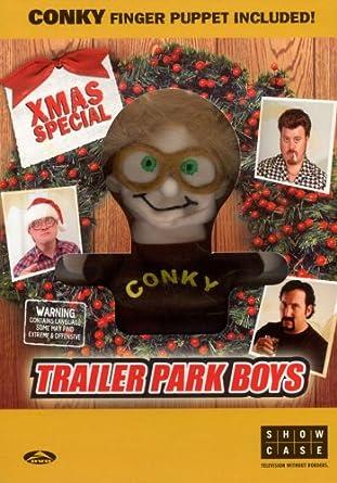 Trailer Park Boys Christmas.Amazon Com Trailer Park Boys Xmas Special Boxset W