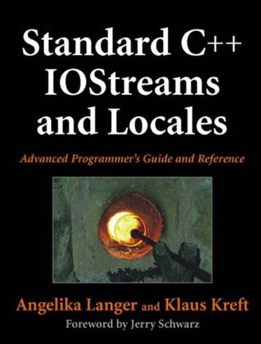Standard C++ IOStreams and Locales: Advanced Programmer's