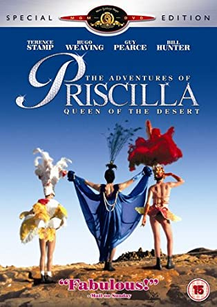Image result for The Adventures of Priscilla, Queen of the Desert (1994)