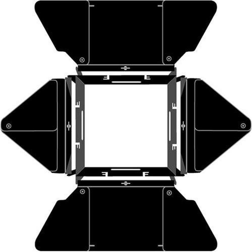 Lowel Complete Four Leaf Barndoor for the DP Light.