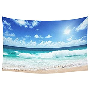 51H6O3f1g7L._SS300_ Beach Tapestries & Coastal Tapestries