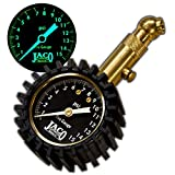 JACO Elite Tire Pressure Gauge - 15 PSI