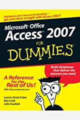 Access 2007 For Dummies Kindle Edition