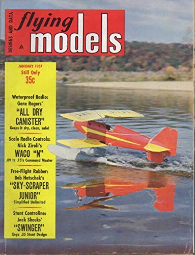 Flying Models: The Model Builder's How-to-Do-It Magazine, for sale  Delivered anywhere in USA