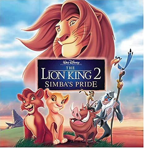Buy Lion King 2: Simba's Pride Online at Low Prices in India ...