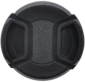 52mm Universal Snap-On Lens Cap For Nikon DF, D90, D3000, D3100, D3200, D5000, D5100, D5200, D5300, D7000, D7100, D300, D300s, D600, D610, D700, D800, D800e Digital SLR Cameras Which Has Any Of These Nikon Lenses (18-55MM, 55-200MM, 35MM f/1.8, 40MM f/2.8
