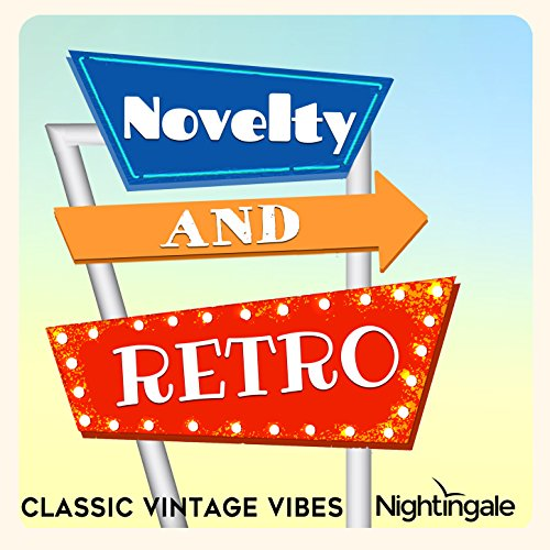 Novelty & Retro: Classic Vintage Vibes for $<!--$9.49-->