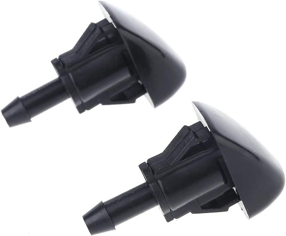 fivekim 2 Pcs Buse Dessuie-Glace Rondelle Buse De Pulv/érisation pour Hyundai Accent Elantra Sonata Tiburon Kia Optima Amanti Rio Spectra 2004