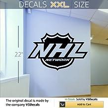 Wall Mural Vinyl Sticker Sports Logos Nhl-nhl Miscellaneous (S551)