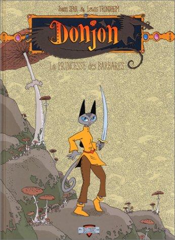 Donjon Zénith - série en cours n° 3 La Princesse des Barbares