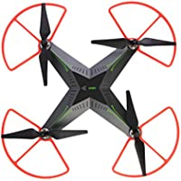UUMART 4 Propeller Guards for XIRO XPLORER RC Quadcopter Spare Parts-Red