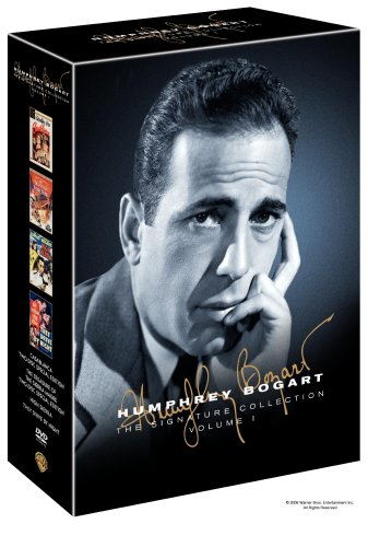 Humphrey Bogart - The Signature Collection, Vol. 1 (Casablanca Two-Disc Special Edition / The Treasure of the Sierra Madre Two-Disc Special Edition / They Drive by Night / High Sierra) by BOGART,HUMPHREY
