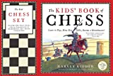 Best Chess Book For Kids - The Kids' Book of Chess and Chess Set Review